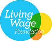 Key Security - Living Wage Logo