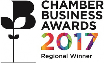 Regional Winners of the Chamber Business Awards